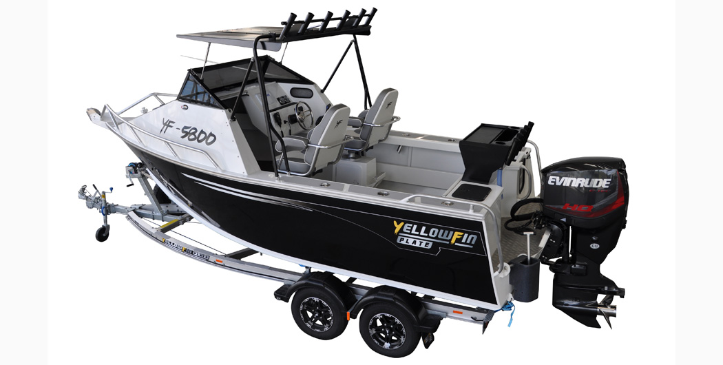 5800 Yellowfin Folding HT